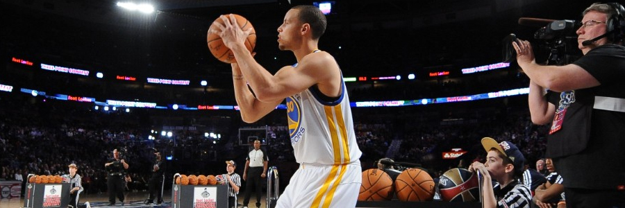NBA All Star Three Point Contest Free Betting Odds