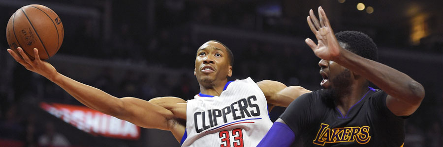 Wesley Johnson, SF of the Los Angeles Clippers.