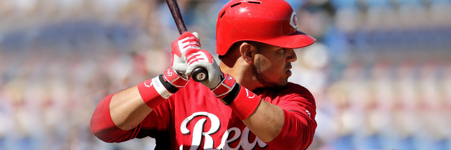 The Cincinnati Reds are MLB betting underdogs against the LA Dodgers.