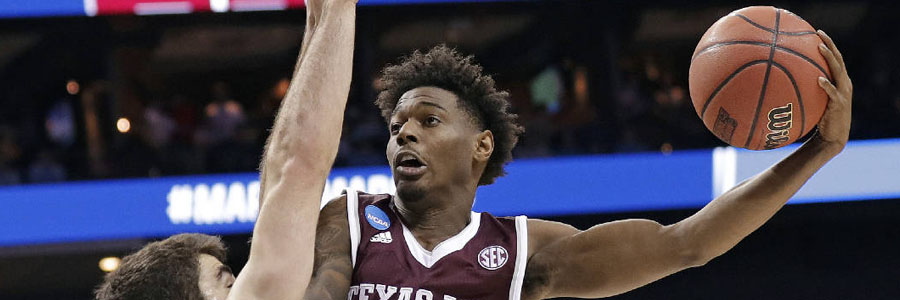Texas A&M should be your Elite 8 Betting Pick.
