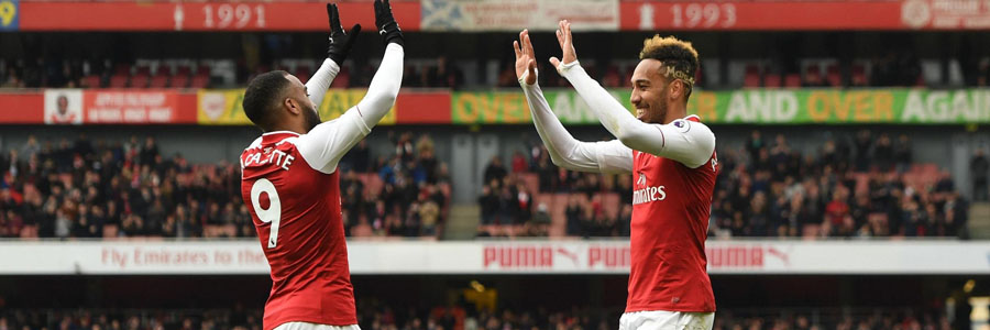 Arsenal should be one of your Soccer Betting picks of the Week.