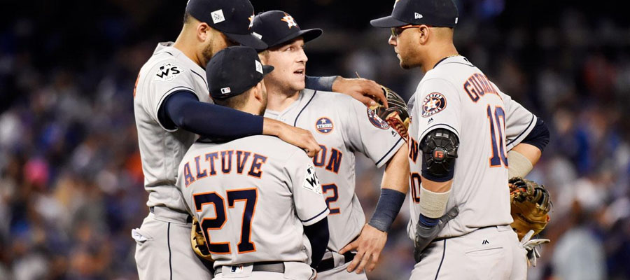 The Astros should be one of your MLB Betting picks of the week.