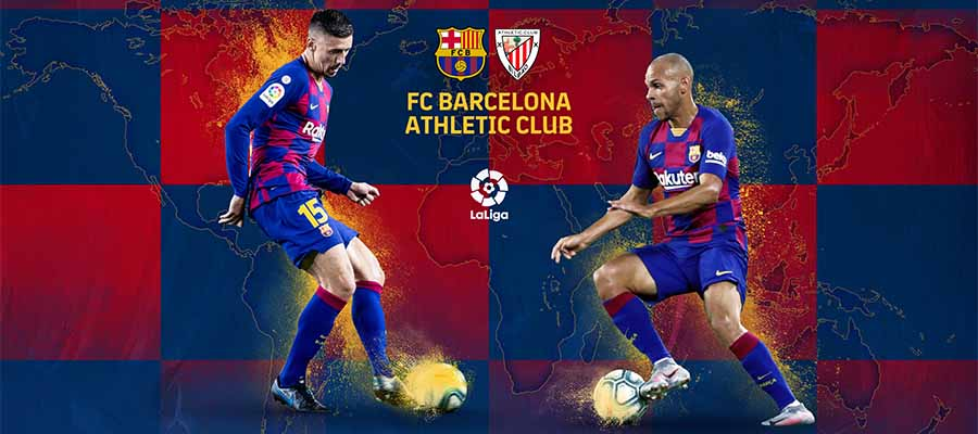 Athletic Club Vs Barcelona La Liga Matchday 31 | MyBookie