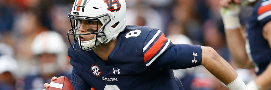 Auburn should be victorious in College Football Week 6.