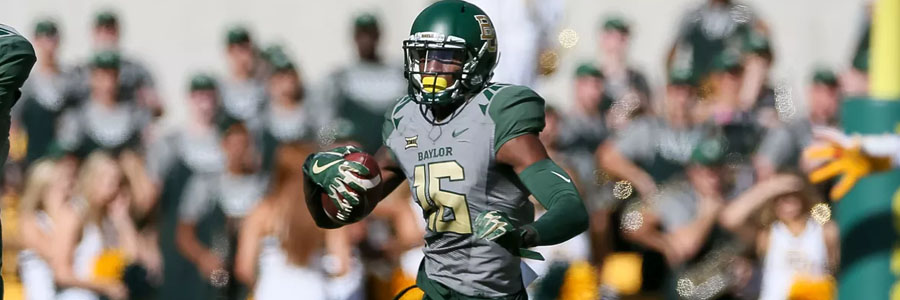 Baylor should be one of your College Football Week 7 betting picks.