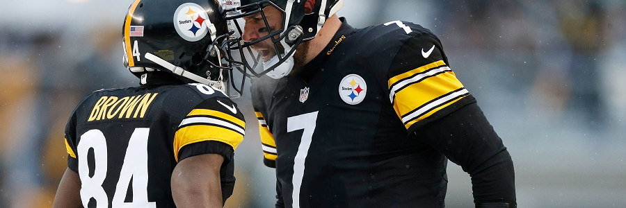 Are the Steelers a secure NFL Week 2 pick?