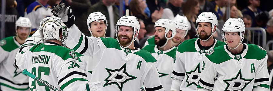 Blues vs Stars 2020 NHL Game Preview & Betting Odds
