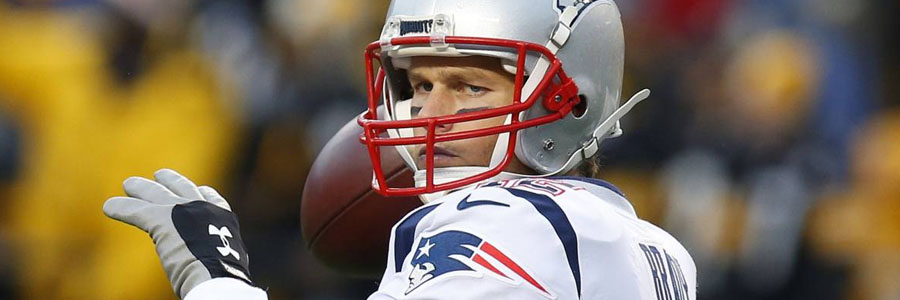 Chargers vs Patriots AFC Divisional Round Lines & Prediction.
