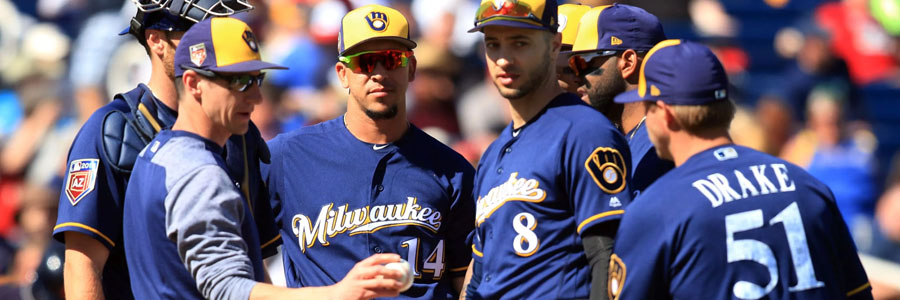 The Brewers are one of the favorites for the 2019 MLB Season.