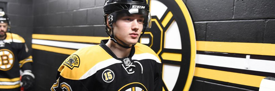 The Bruins are among the favorites at the Stanley Cup Odds.