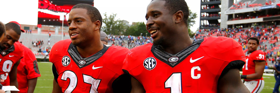 Why Bet on Georgia to Win the 2018 College Football Championship?
