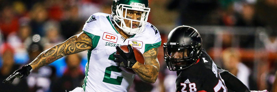 CFL Week 13 Odds, Preview & Predictions.