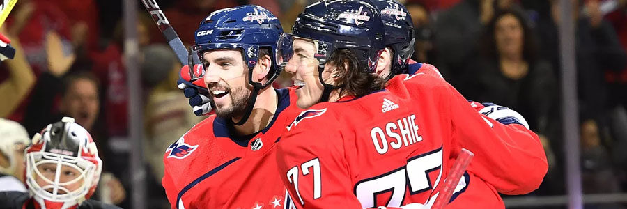 The Capitals are among the Stanley Cup Odds favorites.