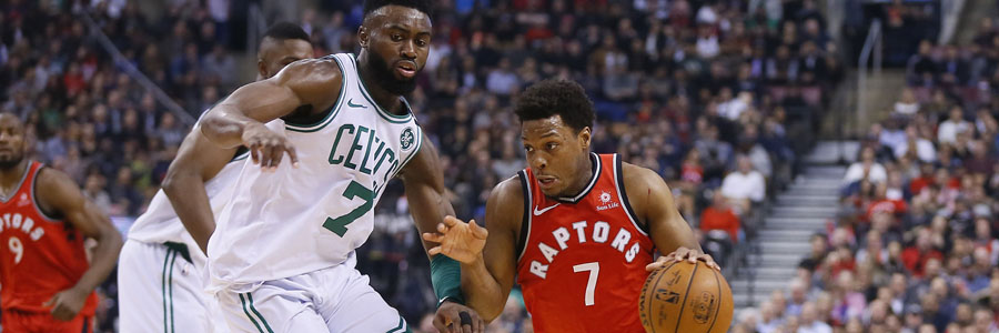 The Celtics are one of the favorites at the latest NBA Championship Odds.