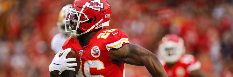 Texans vs Chiefs 2020 NFL Divisional Round Betting Lines & Prediction.