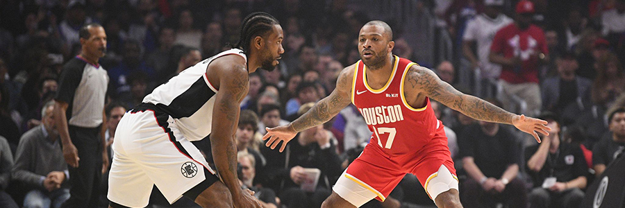 Clippers vs Rockets 2020 NBA Game Preview & Betting Odds