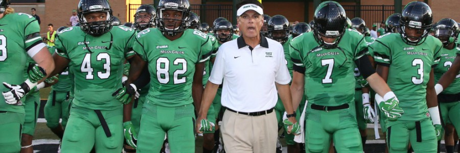 DEC 26 - College Football Zaxby's Heart of Dallas Bowl Preview Army Vs North Texas