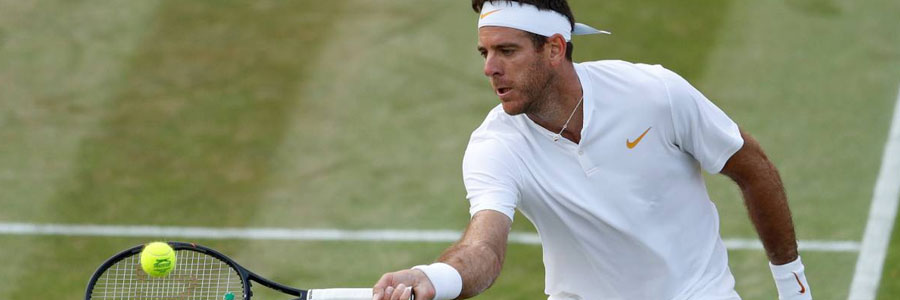 Juan Martin del Potro is one of the 2018 US Open Betting favorites.