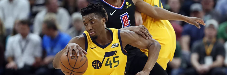 Donovan Mitchell is one of the reasons to consider the Jazz as one of your NBA Betting Picks during the postseason.