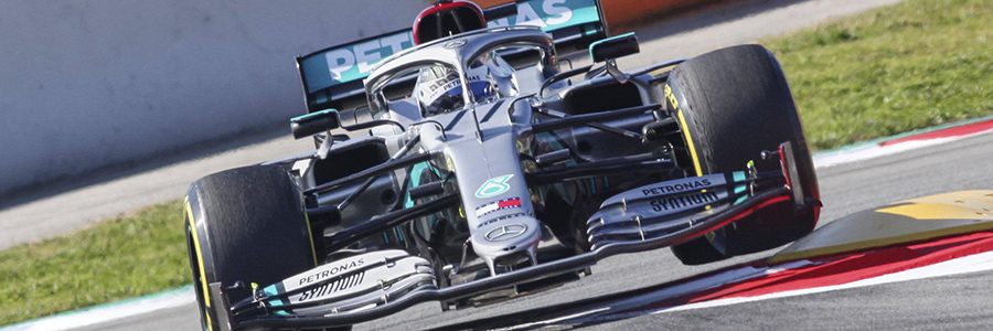 F1 2020 Drivers Championship favorites and early odds