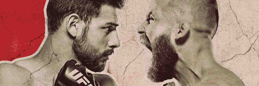 UFC Fight Night 159 Rodriguez vs Stephens Odds, Preview & Picks.