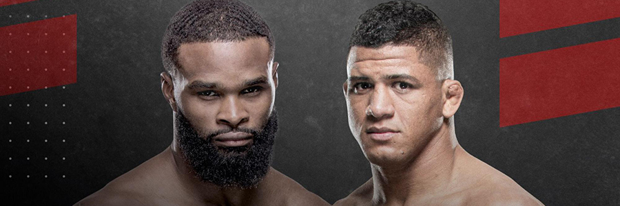 Fight Night: Woodley vs Burns May 30th