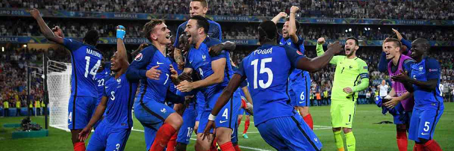 France vs Portugal Euro 2016 Finals Odds Preview
