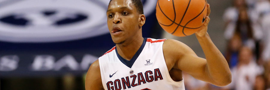 Gonzaga is not a safe NCAA Basketball Betting pick for this week.