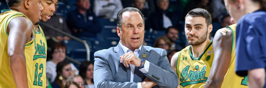 Notre Dame should be one of your College Basketball Betting Picks.
