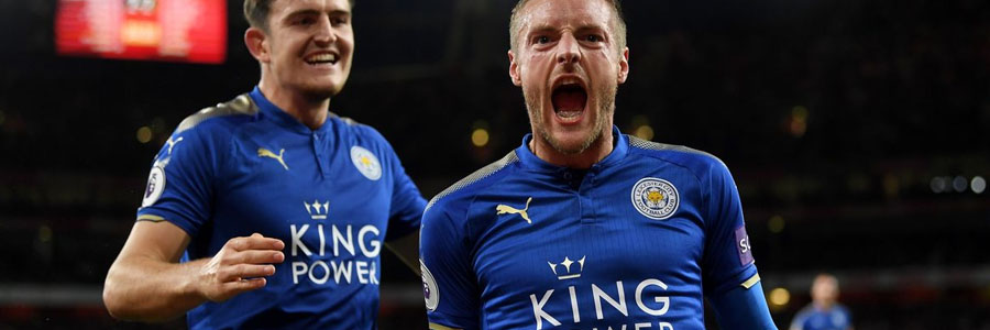 Leicester City should be one of your Soccer Betting Picks of the Week.
