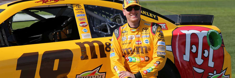 Kyle Busch is one of the favorites to win the 2018 Consumers Energy 400.