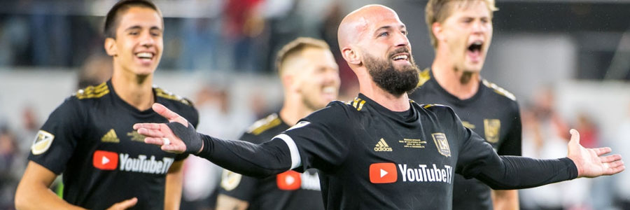 LAFC is one of the favorites for the 2019 MLS Season.