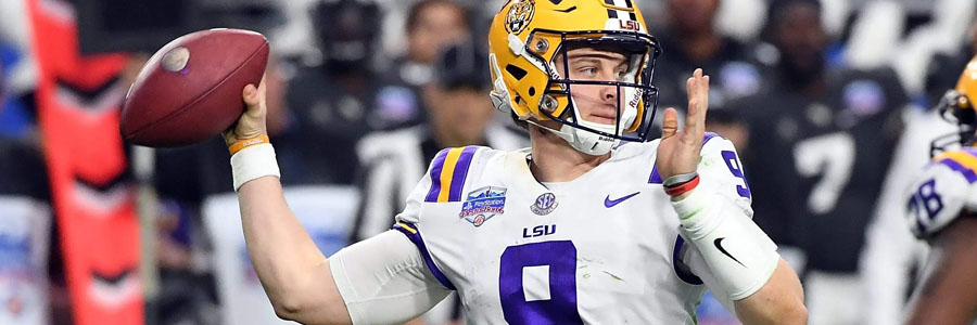 2019 College Football Week 9 Odds, Overview & Picks.