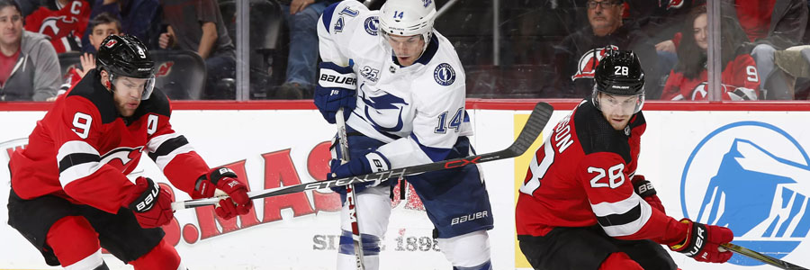 The Lightning are among the favorites at the latest Stanley Cup Odds.
