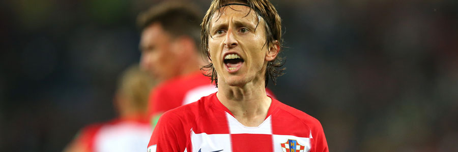 Croatia is one of the 2018 World Cup Betting favorites to win it all.