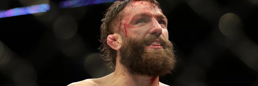 Michael Chiesa comes in as the UFC 223 Betting favorite.