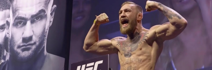MMA fans know that Connor McGregor has seen 5 out of his last 7 NOT touch gloves before the events.