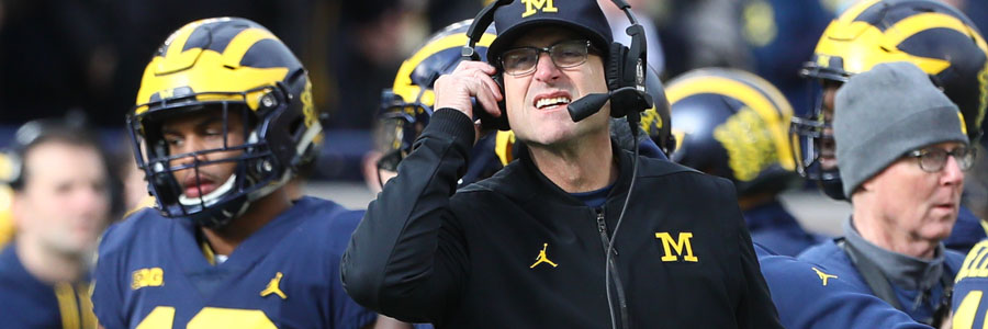 Michigan is one of the best NCAA Football programs.