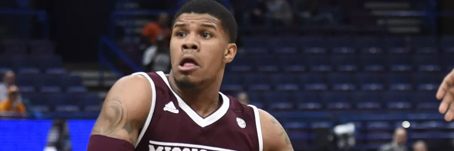 Mississippi State comes in as the NCAA Basketball Betting underdogs.