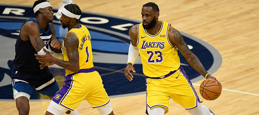 NBA Betting: Are the Lakers Still Favorites to Repeat & Win it All?