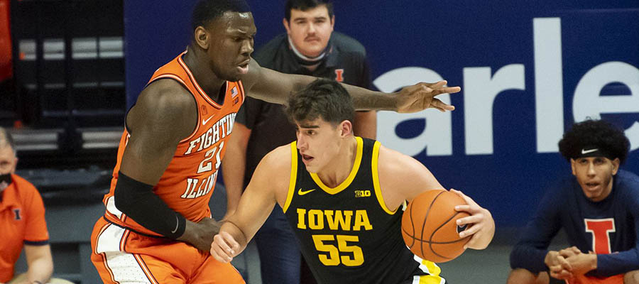 NCAAB Betting: Ohio State at Iowa Analysis