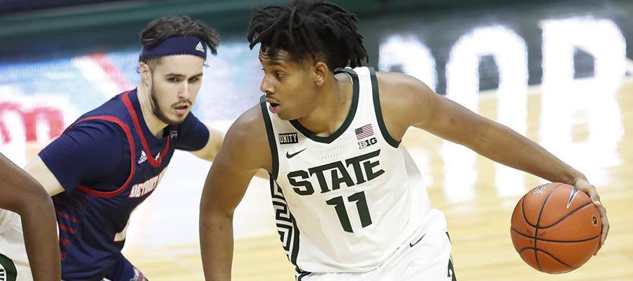 NCAAB Betting: Rutgers at Michigan State Analysis