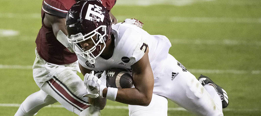 NCAAF Betting: Kent State vs Texas A&MAnalysis