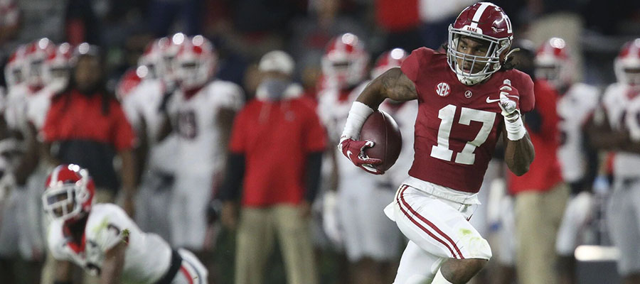 NCAAF Betting Mississippi State at Alabama Analysis