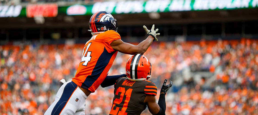 NFL Betting: 2021 Season - Broncos vs Browns Match Preview