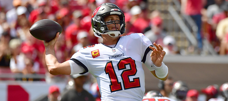 NFL Betting: 2021 Season - Eagles vs Buccaneers Match Preview