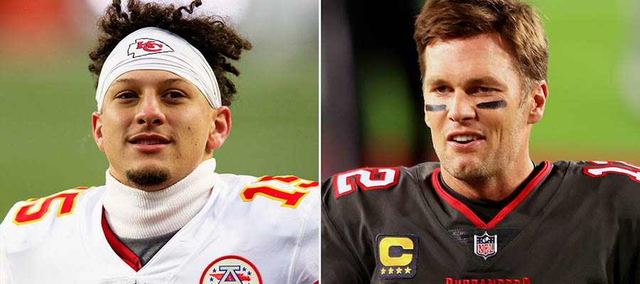 NFL Betting: Super Bowl QB Battle Mahomes Vs Brady