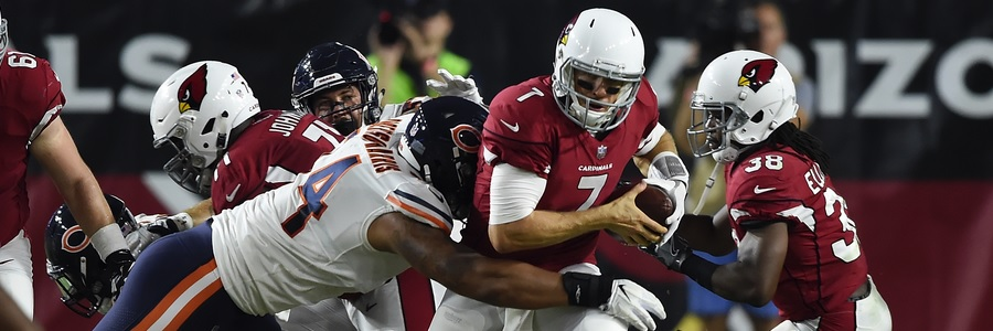 Chicago held on to beat the Arizona Cardinals on Saturday NFL preseason game.