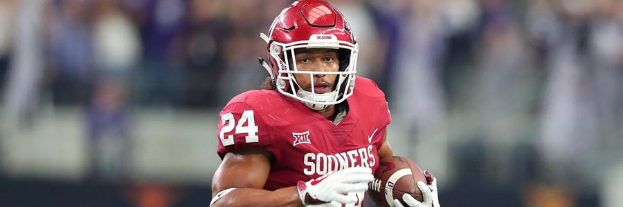 Oklahoma is one of the favorites to win in College Football Week 5.