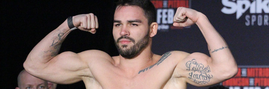 Patricky Freire is one of the favorites to win at Bellator 205.